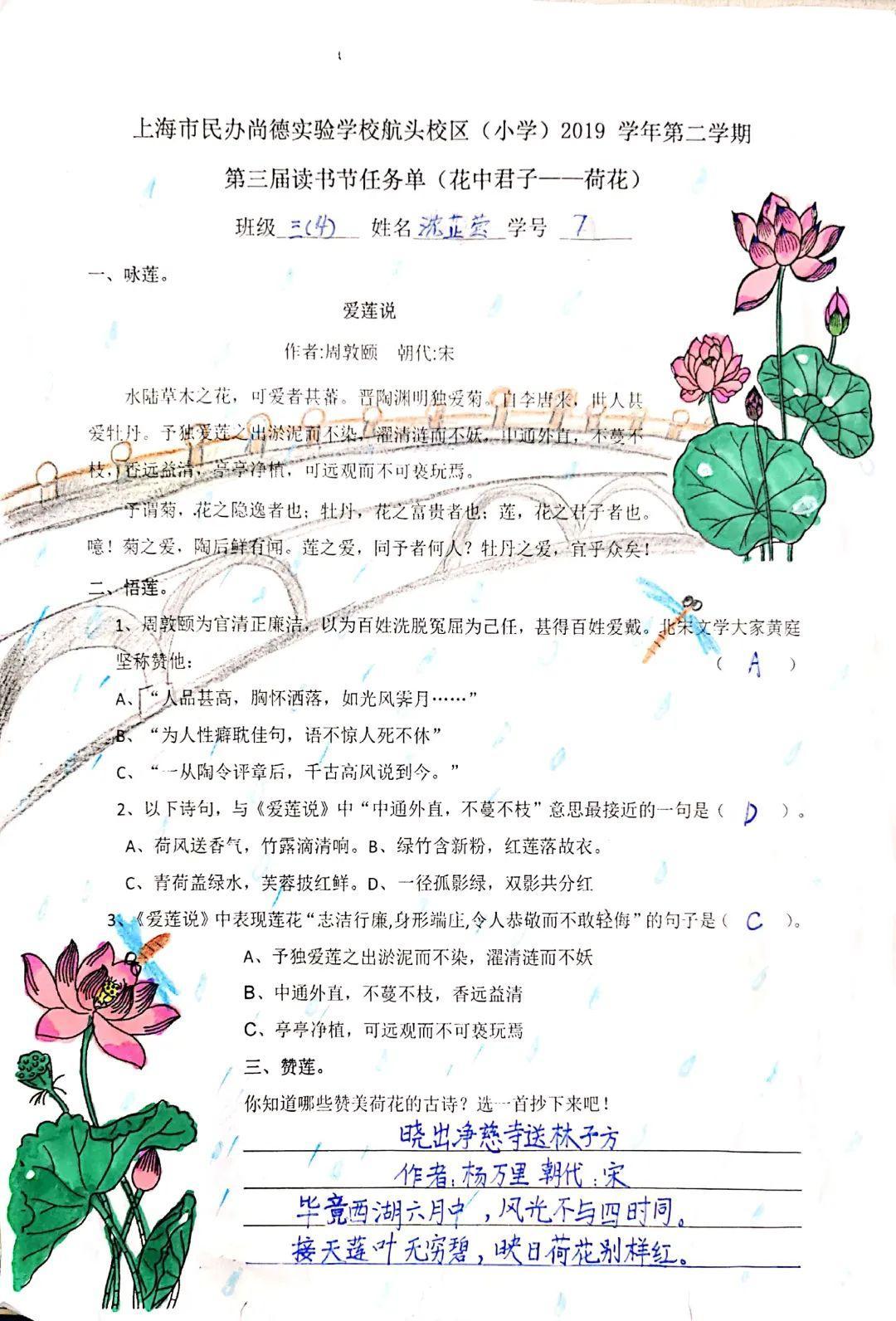 """影响世界的中国植物  ——尚德航头校区""""根系文化""""跨学科综合探究课程(二)图片_37778931862957161709567"""
