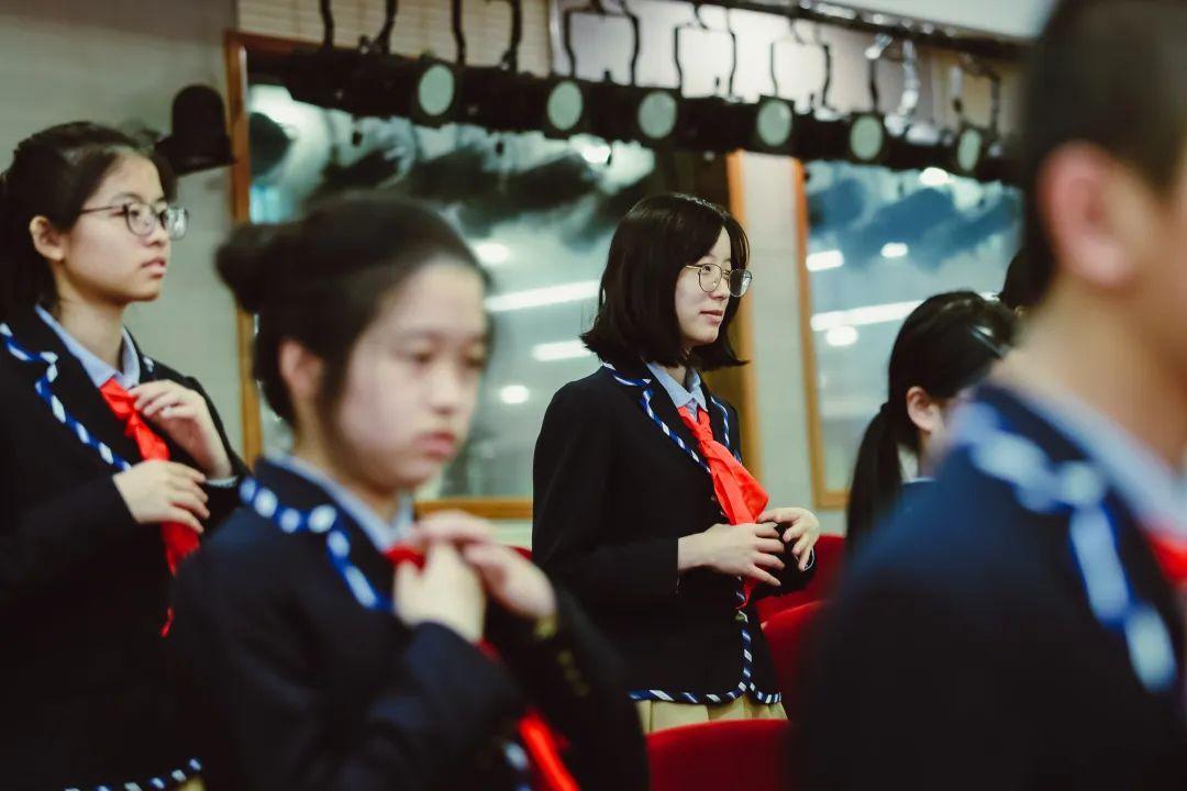 毕业季 | 骊歌唱响,共盼未来——上海民办位育中学2020届初中毕业典礼暨退队仪式图片_4294967295