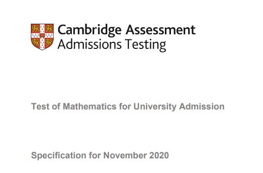 牛剑笔试   剑桥计算机科学专业入学前测:CTMUA的备考指南内容图片_7