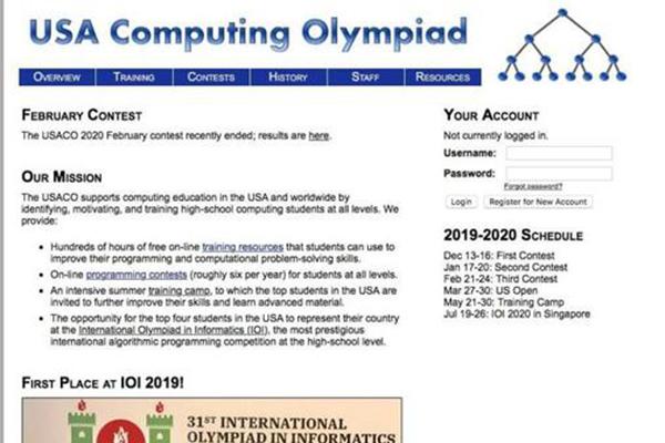 计算机零基础 如何备考USACO竞赛内容图片_1