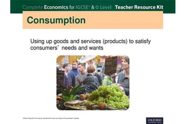 快速备考IGCSE经济学考试 这些方法一定要熟记于心内容图片_2
