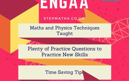 2020剑桥ENGAA笔试真题汇总  想拿剑桥工程系Offer首先得过笔试这一关