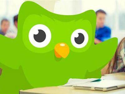 Duolingo多邻国看问题演讲题库,速领