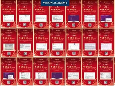 68封牛津大学、84封剑桥大学offer,唯寻再创纪录,2021英国大学offer已超1000封