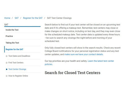 官宣3月香港的SAT考试已取消  大陆考生如何调整自己的SAT备考计划呢?