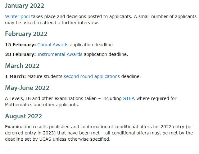2022剑桥大学申请时间什么时候开放?9月初内容图片_3