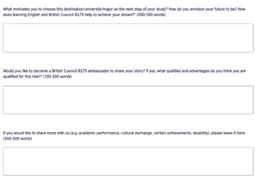 雅思奖学金申请时间于4月29日开启 雅思考得好能拿5万块?内容图片_5