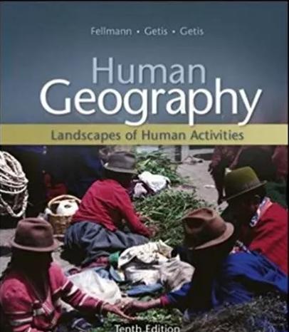 AP地理教材推荐来了 教材就选这些CB官方推荐的书籍内容图片_4