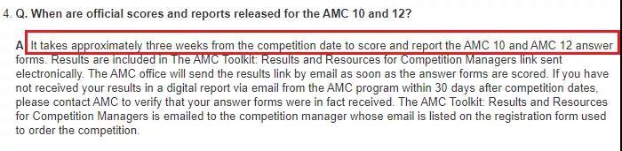 如何准备2022AMC竞赛 2套方案轻松应对考试时间变动内容图片_6