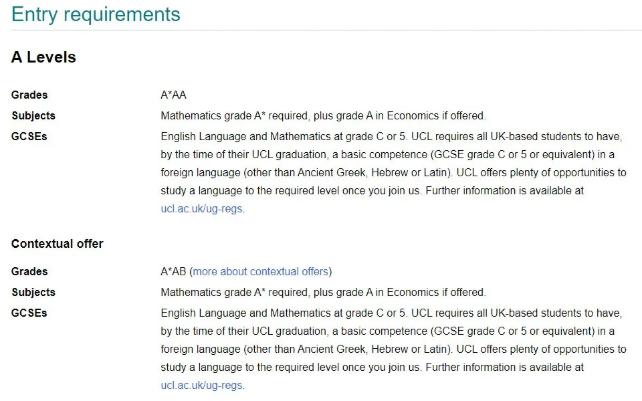 UCL申请难度升级了?今年开始大规模发拒信了 英本申请也开始内卷了?内容图片_6
