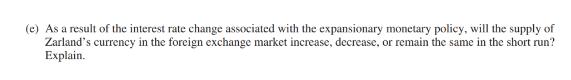 AP经济FR真题分享来了 据说拿5分的同学都会用真题来总结考点内容图片_1