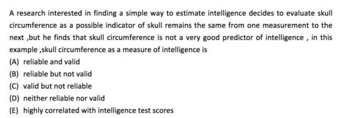 AP心理学考题分析  重点在这里别在抓错复习重点了内容图片_4