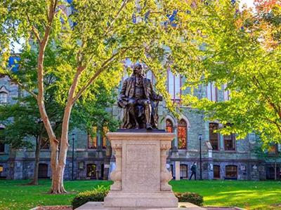 宾夕法尼亚大学SAT要求高吗?排名 录取率 分数线 托福要求汇总来啦