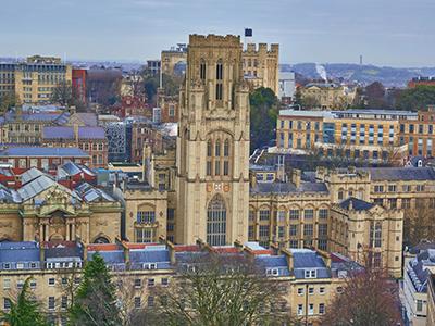 布里斯托大学本科雅思要求高吗 从6.5-7.0分为4档