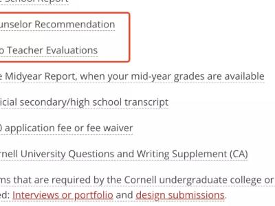 美本申请推荐信怎么写呢?推荐信可别在瞎夸学校了