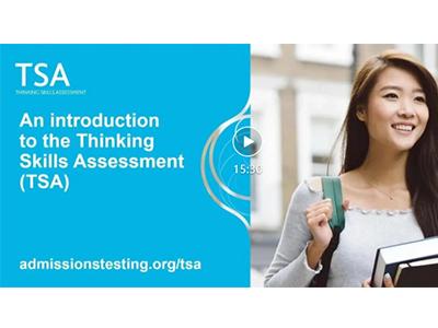 怎样复习2021TSA考试 牛津官方给出了4条建议