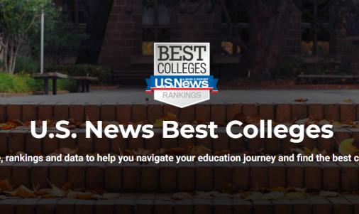 U.SNEWS美国大学排名2022出炉,普林斯顿 哥伦比亚 哈佛位列前3内容图片_1