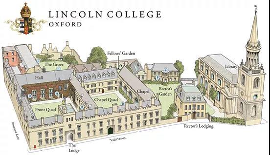 牛津大学林肯学院怎么样 比利时长公主的选择了解一下内容图片_2