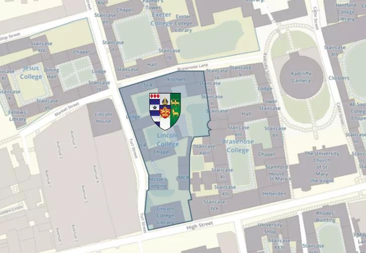 牛津大学林肯学院怎么样 比利时长公主的选择了解一下内容图片_3