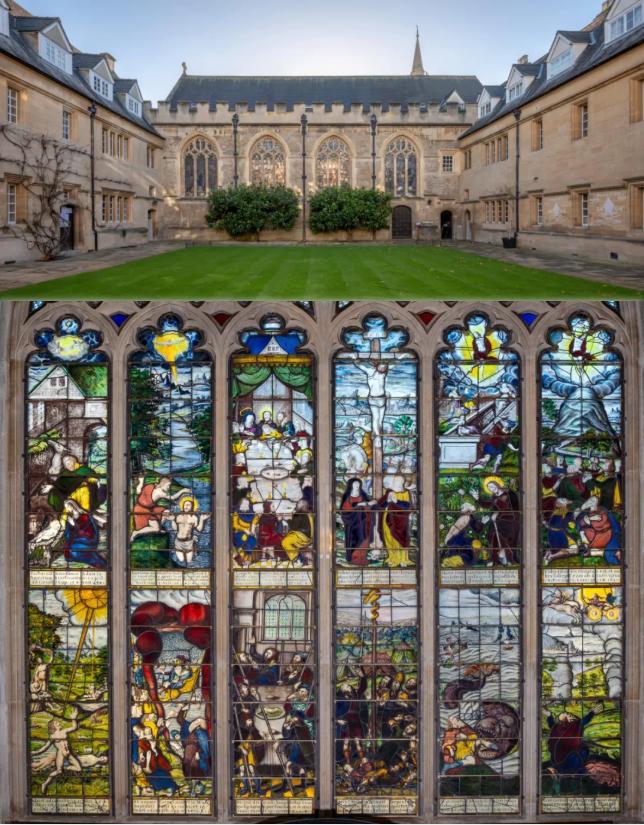 牛津大学林肯学院怎么样 比利时长公主的选择了解一下内容图片_4