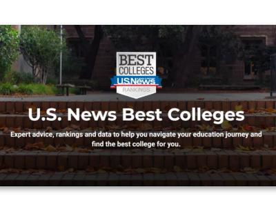 2022年U.S.News美国大学排名分享  普林斯顿大学连续11年蝉联榜首