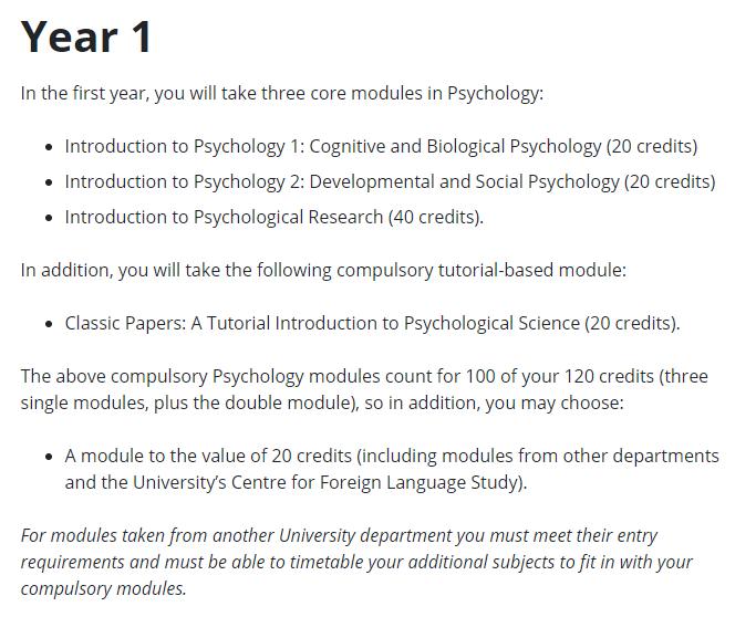 杜伦大学心理专业费用高吗?学费可要3万英镑内容图片_2