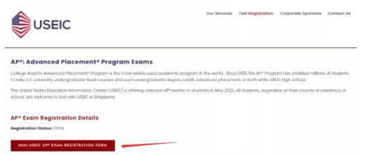 AP社会考生请注意 :新加坡2022年AP考试报名已开启快提前熟悉报名流程内容图片_2