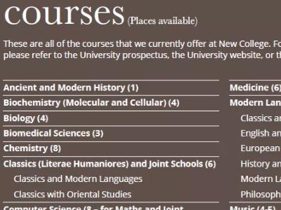 牛津大学新学院申请条件与多方位介绍来了 它可不止有哈利波特