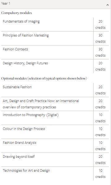 利兹大学时尚营销alevel要求ABB即可  快来做时尚达人内容图片_3